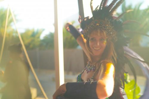 Person Portrait Dancer Face Happy #1