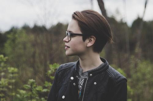 Person Portrait Face Hair Model - Free Photo 1
