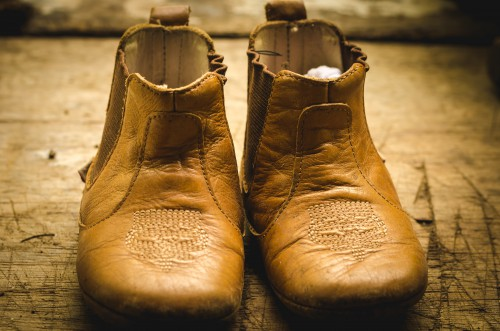 Boot Footwear Lace Shoe Cowboy boot Leather Shoes - Free Photo 1