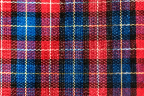Fabric Tartan Pattern Texture Wallpaper Design Backdrop Textile - Free Photo 1