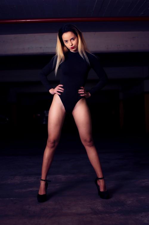 Maillot Sexy Model Fashion Tights - Free Photo 1