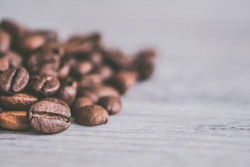 Acorn Fruit Coffee Brown Seed Food Roasted Caffeine Beans - Free Photo 1
