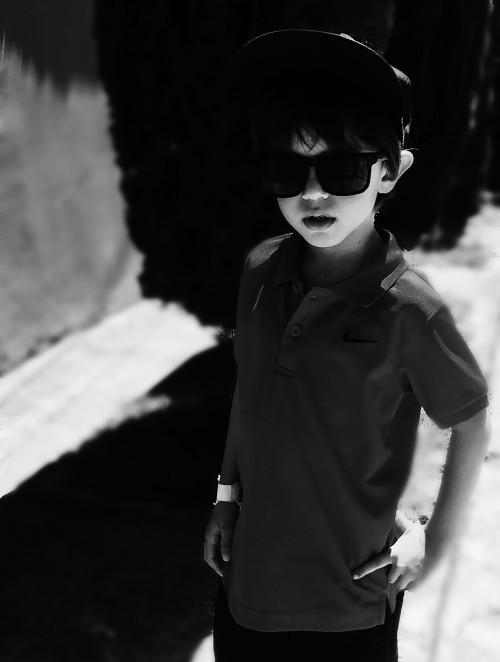 Mask Portrait Fashion Person Black Face - Free Photo 1