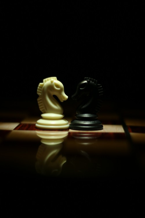 Pawn Chessman Man Game equipment Chess Strategy Game - Free Photo 1
