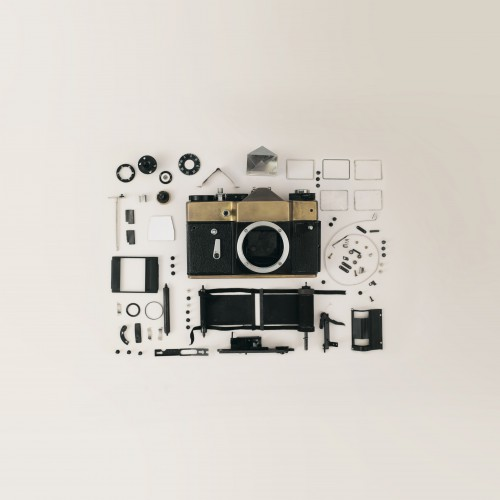 Photographer Equipment Camera Technology Icon - Free Photo 1