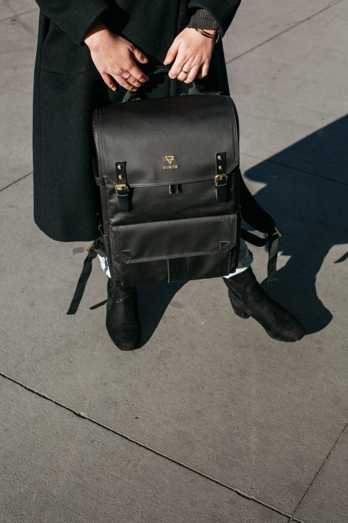 Briefcase Bag Chair Backpack Armchair Support Seat Container - Free Photo 1