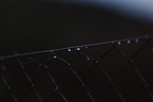 Fence Barrier Obstruction Net Pattern Texture Structure - Free Photo 1