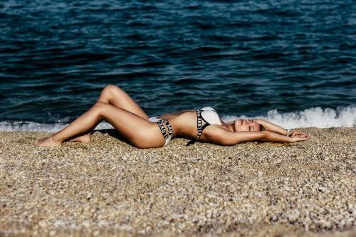 Bikini Swimsuit Garment Clothing Beach