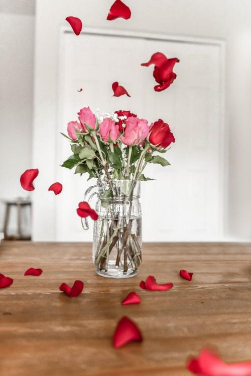 Jar Vase Vessel Container Bouquet - Free Photo 1