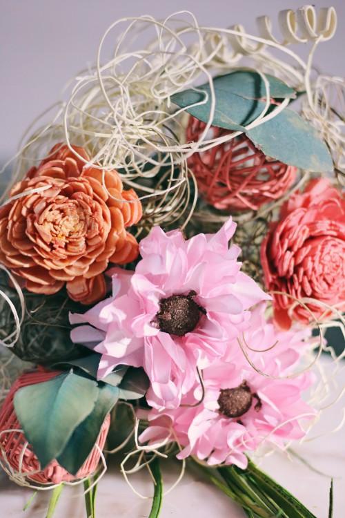 Arrangement Flower arrangement Bouquet Decoration Rose - Free Photo