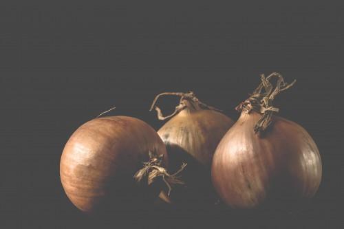 Onion Stalk Bulb Vegetable Food Ingredient Organic - Free Photo