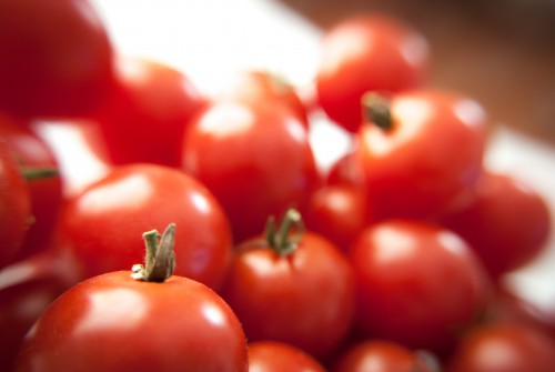 Tomato Vegetable Tomatoes Vitamin Food Ripe Vegetarian Healthy Fruit - Free Photo 1