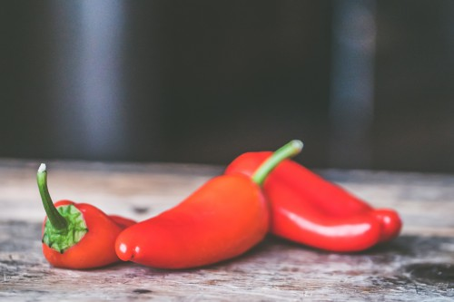 Sweet pepper Pepper Vegetable Food Ingredient Spice Hot Chili - Free Photo 1