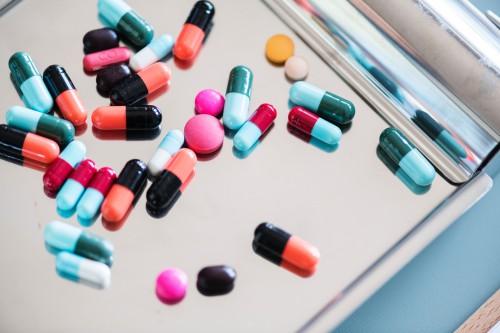 Crayon Prescription drug Medicine Medical Pills - Free Photo
