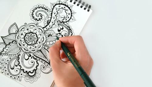 Pen Pencil Paper Business Plan Office Finance Document Hand - Free Photo 1