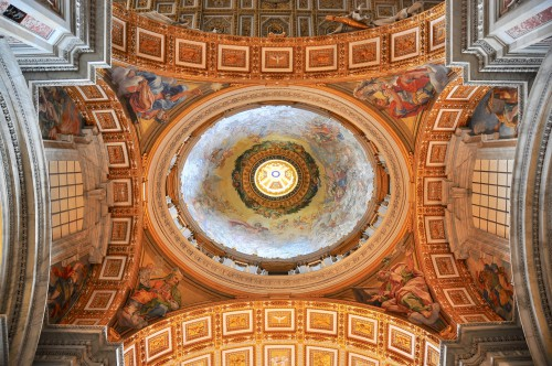 Temple Dome Roof Protective covering Architecture Religion Art - Free Photo 1