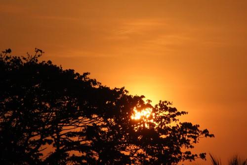 Sun Sky Atmosphere Sunset Star Clouds Landscape - Free Photo 1
