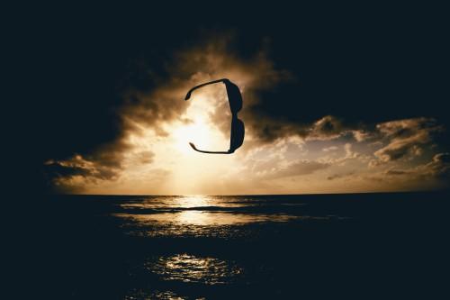 Sun Star Sunset Celestial body Sky Water Ocean - Free Photo 1