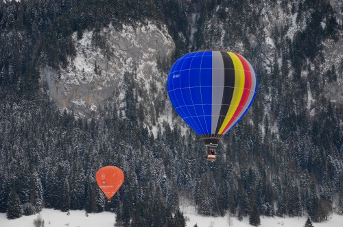 Balloon Aircraft Craft Air Hot Vehicle Sky Fun Sport Flying - Free Photo 1