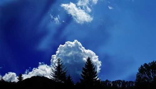 Ice Sky Atmosphere Crystal Mountain Clouds - Free Photo 1