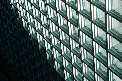 Skyscraper Architecture Building City Urban Glass Office Window Modern - Free Photo 1
