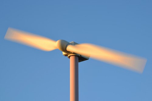 Turbine Generator Energy Electricity Sky - Free Photo 1