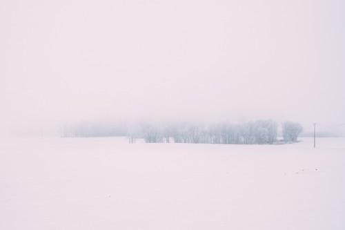 Glacier Ice Snow Mountain Cold Winter Landscape Crystal #1