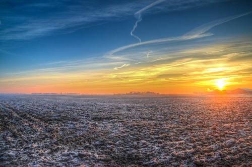 Sun Sky Ocean Sea Sunset Beach Water Sunrise Atmosphere Landscape - Free Photo 1
