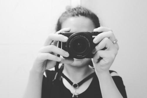 Camera Reflex camera Photographer Equipment Photographic equipment Person People - Free Photo 1