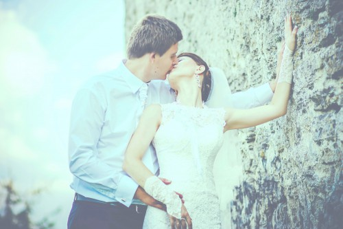 Groom Love Adult Couple People Person Attractive - Free Photo 1