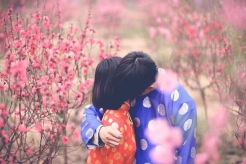 Kimono Pinwheel Robe Outdoor Happy Cute Wheel - Free Photo