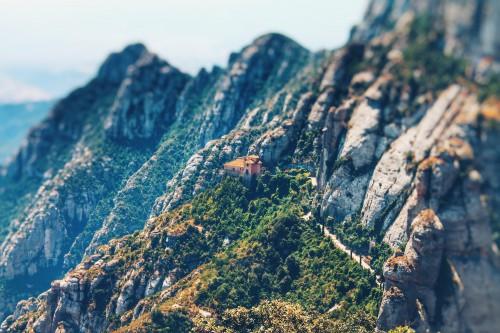 Range Mountain Snow Landscape Mountains - Free Photo 1