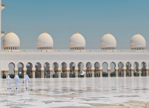 Mosque Building Dome Structure Religion - Free Photo 1