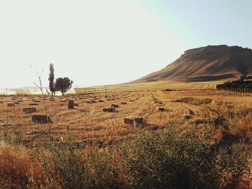 Landscape Desert Sky Mountain Mountains - Free Photo 1
