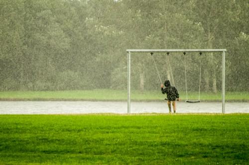 Sprinkler Mechanism Grass Device Field Sport Ball #1
