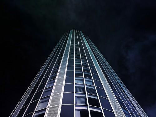Skyscraper Architecture City Building Tower - Free Photo 1