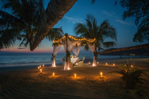 Beach Ocean Coconut Sea Palm Island Tropical Sand Sun - Free Photo 1