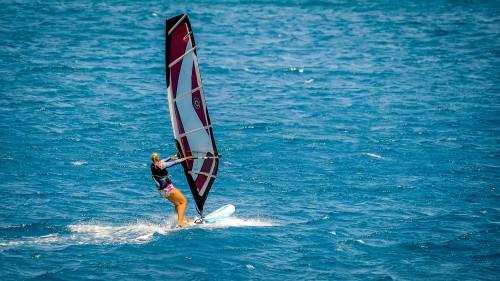 Sea Ocean Beach Water Catamaran Outrigger - Free Photo 1