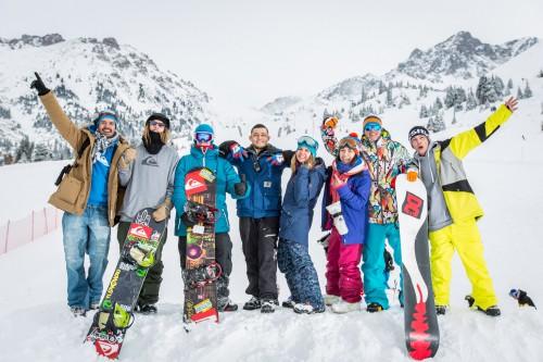 Snowmobile Snow Winter Ski Cold Mountain Sport #1