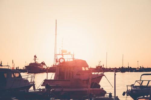 Ship Vessel Boat Sea Craft Port Water Harbor Industry - Free Photo 1