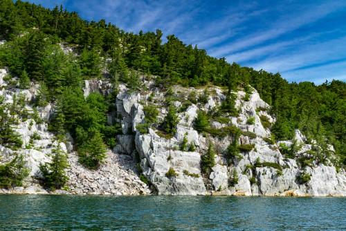 Landscape Mountain Water Rock Basin Tree Travel Natural depression Stone - Free Photo 1