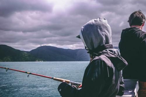 Paddle Fisherman Oar Sea Water - Free Photo 1