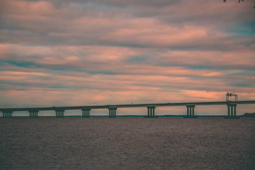 Pier Support Device Sky Landscape Sea Water #1