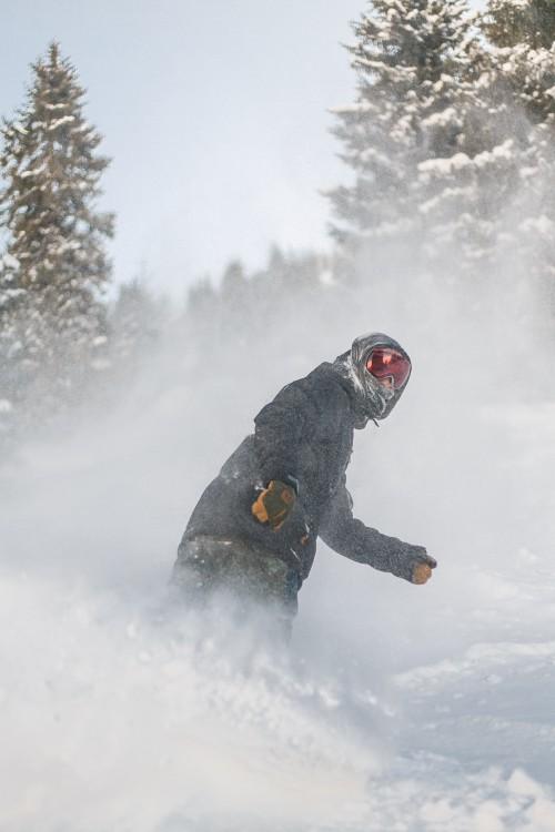Snow Winter Cold Ski Skier Ice Season Mountain - Free Photo 1